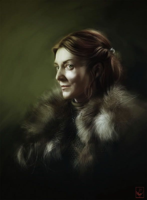 03 fanart game of thrones Superbes FanArts Game of Thrones
