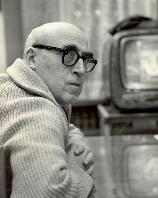 Cesare Zavattini (Luzzara, 20 settembre 1902 – Roma, 13 ottobre 1989)