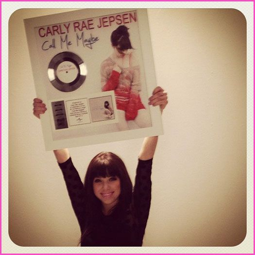 Image result for carly rae jepsen platinum