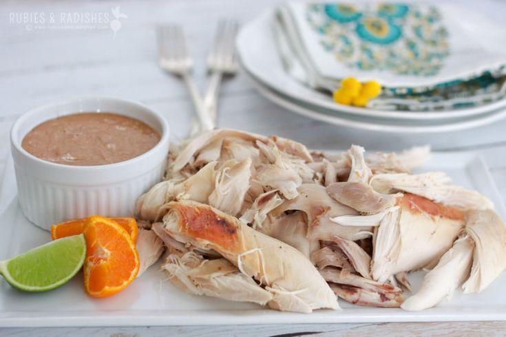 Easy Slow Cooker Roast Chicken | Roasts, Slow cooker ...