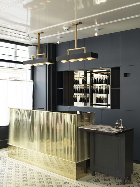 Die besten 25+ moderne Hotellobby Ideen auf Pinterest Hotellobby - design aus glas rezeption bilder