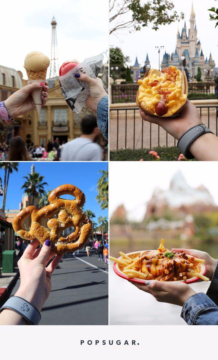 Every Disney Fan Should Complete This Incredible, Edible Bucket List  https://www.popsugar.com/food/Best-Foods-Disney-World-43389215?slide=27
