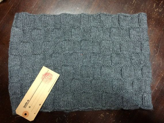 sciarpa collo infinity scarf grey wool handmade on etsy shop FFaaMM!