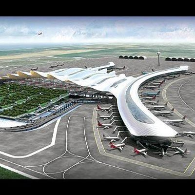 Archello.com Pudong Airport by Rogers Stirk Harbour+Partners: http://www.archello.com/en/project/pudong-airport/144792