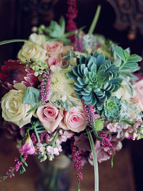 Arizona Wedding Bouquet