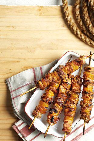 Sosatie (Kebab) marinade