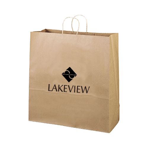 Lowest Price Guarantee on Logo Imprinted Eco Shopper! #EcofriendlyBag #BestSellers  #PromotionalProducts