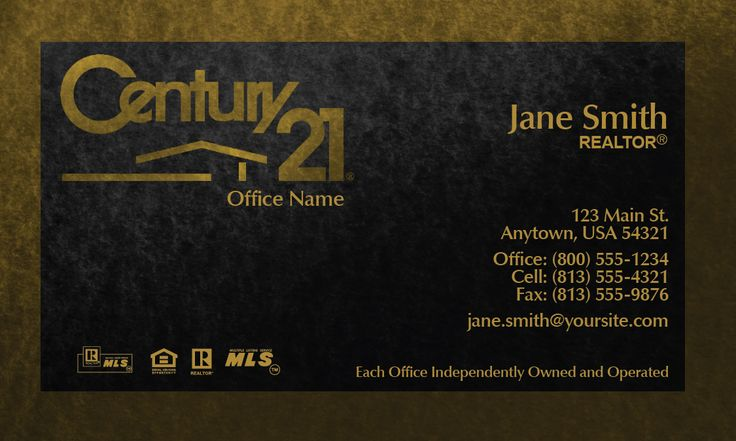1000 images about Century 21 Business Cards on Pinterest