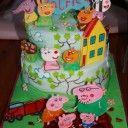 Torte compleanno Bimbi | LE MILLE MERAVIGLIE