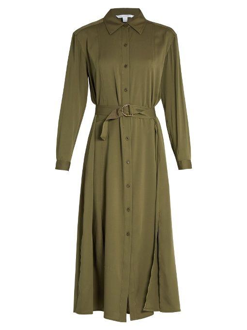 DIANE VON FURSTENBERG Clarise Dress. #dianevonfurstenberg #cloth #dress
