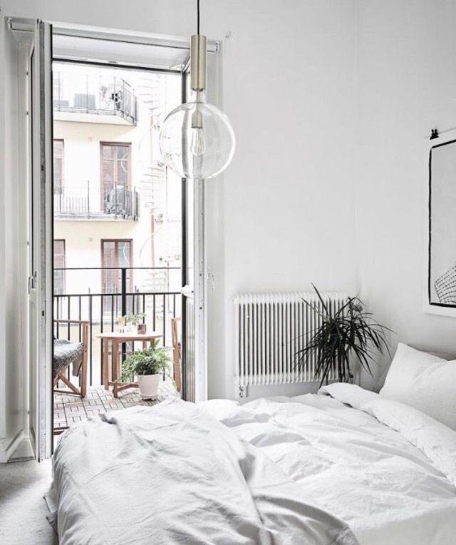 88 best Schlafzimmer images on Pinterest Bedroom ideas, Bedrooms - schlafzimmer in weiß
