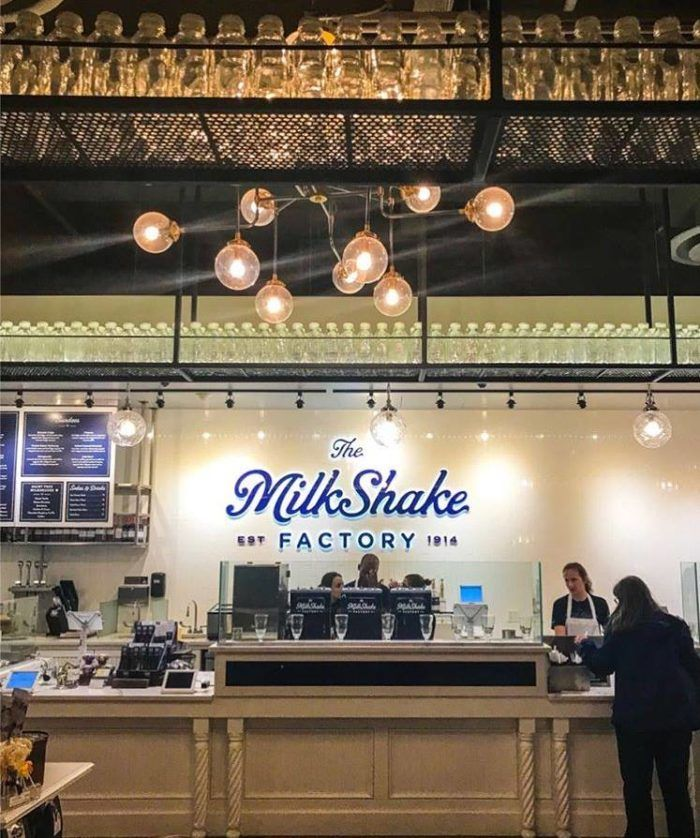 The Milkshakes From This Marvelous Pittsburgh Ice Cream Shop Are Almost Too Wonderful To Be Real Milkshake Shop Milkshake Best Milkshakes