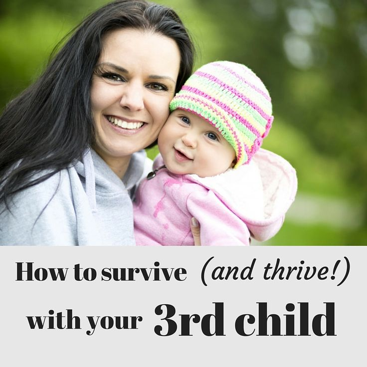 Practical tips to help transition to life with 3 kids...