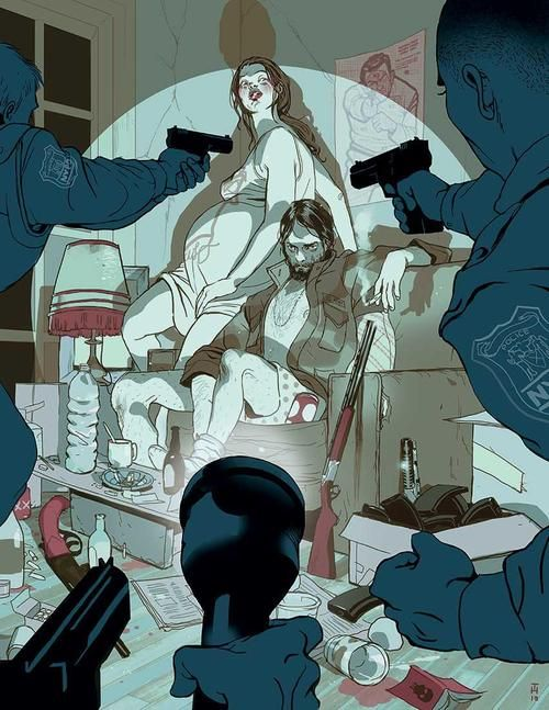 Illustration by Tomer Hanuka