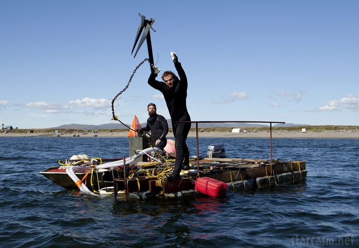 gold dredging in nome how do you get a bering sea gold mining claim