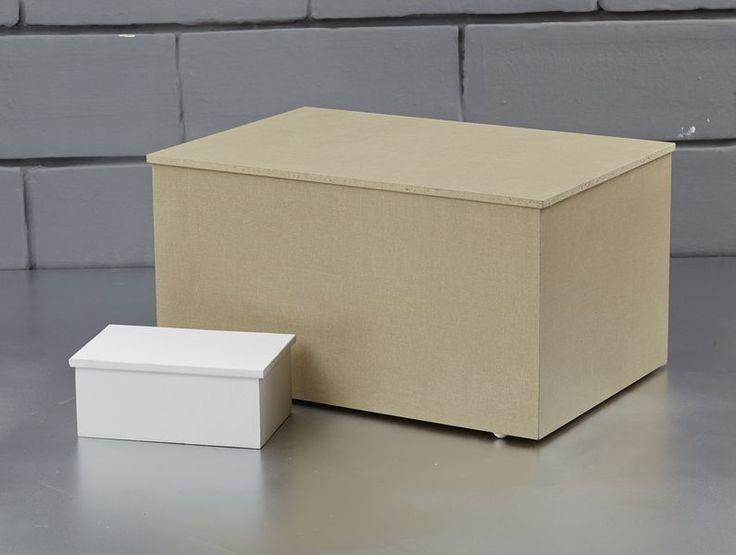 Ξύλινο κουτί φυσικό