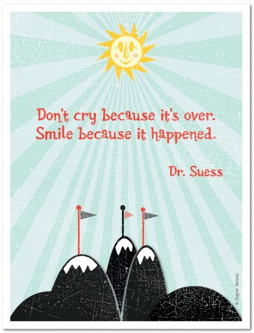 Dr. Seuss Quotes | Girl to Mom…trying to become a grown up before my kid does.