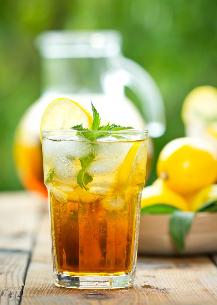 How to make iced tea, and which types of tea are better for each variety