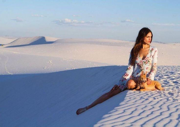 Cuidados del cabello en el desierto