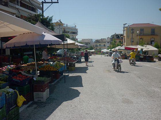 Γιάννενα: Πρεμιέρα στη λαϊκή αγορά Βρυσούλας
