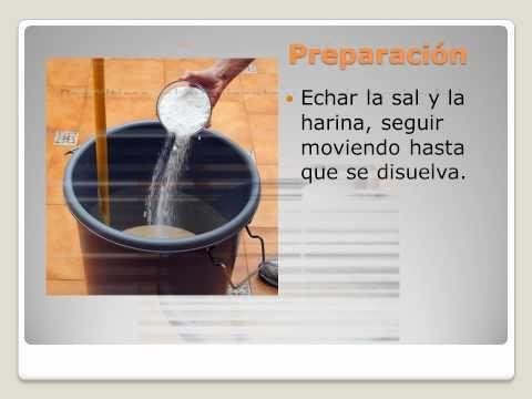 ▶ Como hacer jabón (en polvo).wmv - YouTube