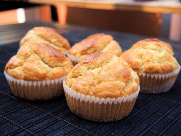 Nopeat ja helpot vehnä-kaura muffinssit