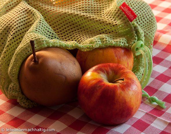 take5nets - anstatt der Plastikbeutel für Obst und Gemüse im Supermarkt