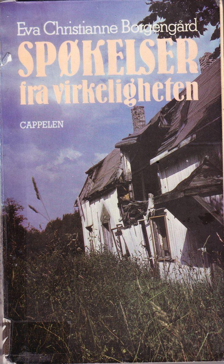 """""""Spøkelser fra virkeligheten (Norwegian Edition)"""" av Eva Christianne Borgengard"""