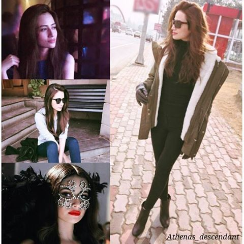 """502 Likes, 5 Comments - Follow us for more (@athenas_descendant) on Instagram: """"#sanajaved #movies #theatre #films #videos #actor #actress #cinema #dvd #instamovies #star…"""""""