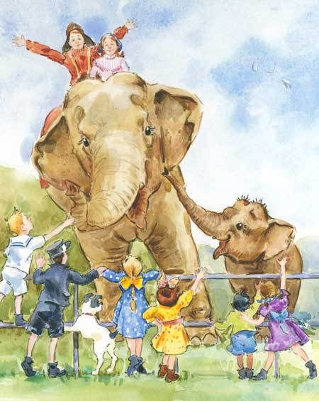 Pennies for Elephants by Lita Judge