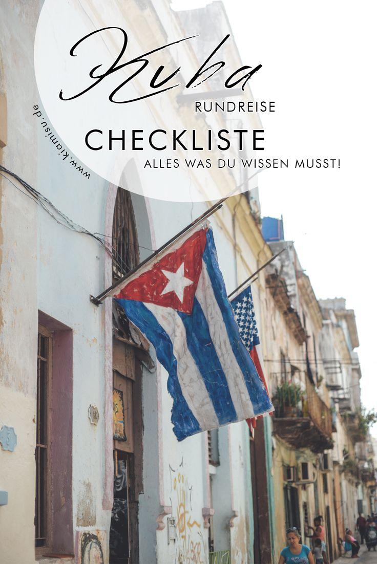 Das solltest du wissen: Meine Tipps für die perfekte Kuba Rundreise!  Flug, Reisezeit und Reisedauer – Finde den richtigen Rahmen für deinen Urlaub