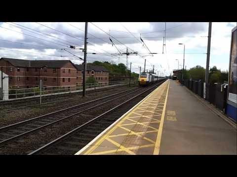 East Coast Main Line at Northallerton