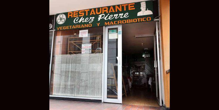 CHEZ PIERRE (Bogotá-Colombia)