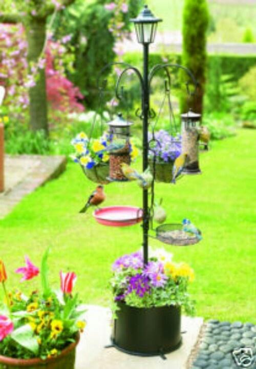 45 best Bird feeder ideas images on Pinterest | Bird ... on Birds Backyard Landscapes id=75884