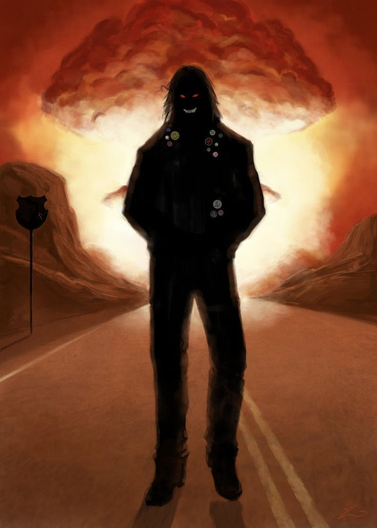 Randall Flagg. From The Stand & The Gunslinger Series