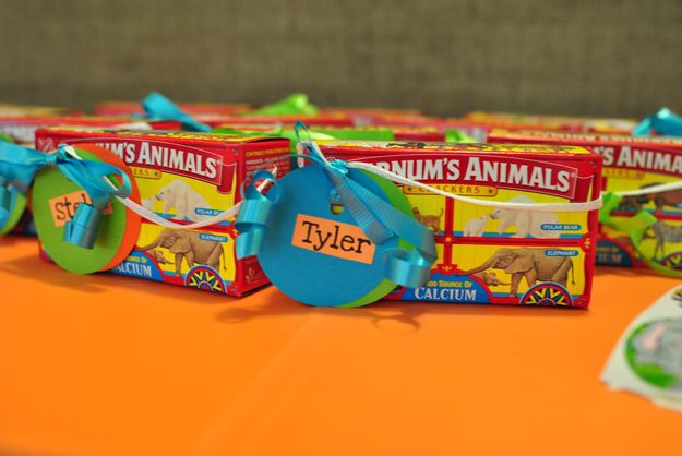 There are only two ways to live your life.: Zoo Animal Themed Birthday Party