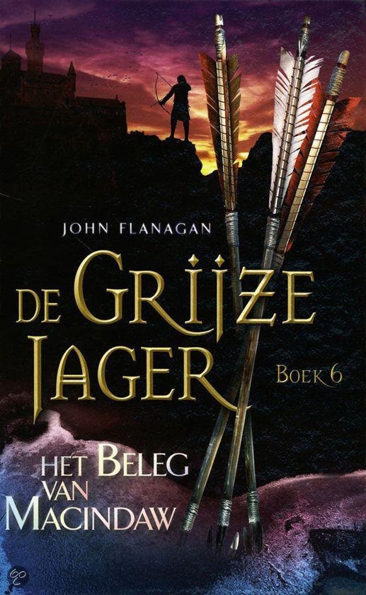 De grijze jager boek 6: Het Beleg van Macindaw