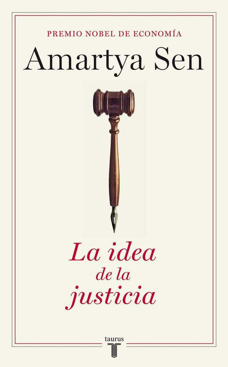 la idea de la justicia (ebook)-amartya sen-9788430615926