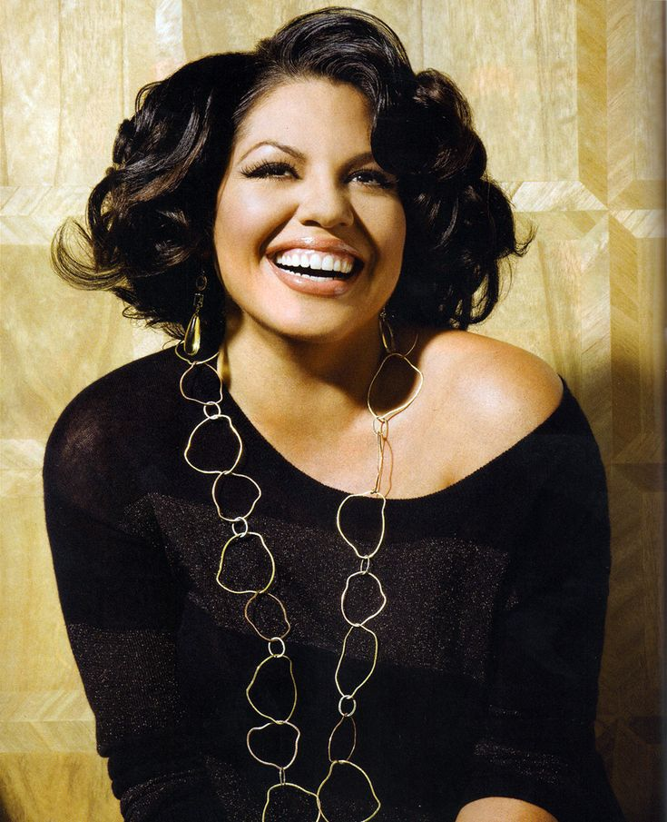 Sara Ramirez. Talented, sexy, and down-to-earth. Bet she's a wonderful friend and a heck of a lot of fun.