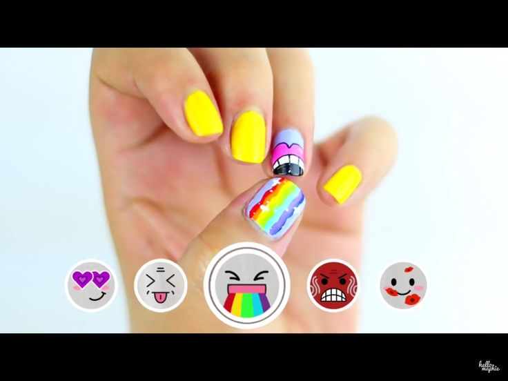 This is hello maphies nail idea sorry is a spelt her name wrong