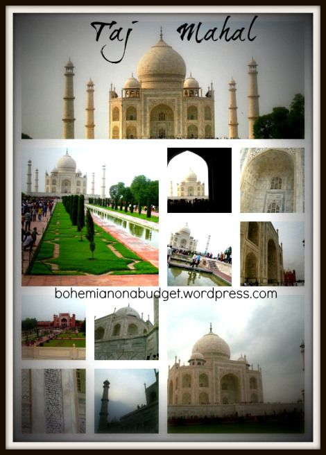 Weekend Postcard #TajMahal #India #Asia #Travel #WonderortheWorld