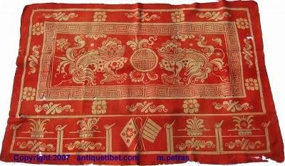 tibetan textile