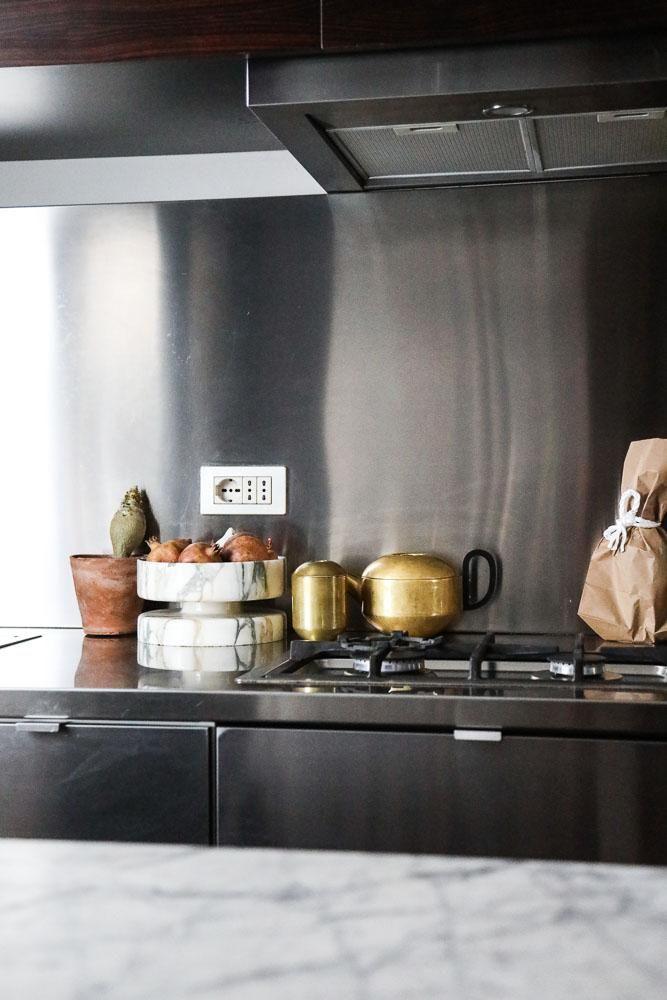 1000 id es sur le th me cuisine inox sur pinterest cuisine carrelage espagnol expos. Black Bedroom Furniture Sets. Home Design Ideas