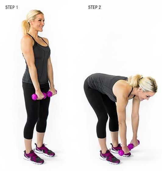 Look good in your skinny jeans this fall and get these leg exercises!