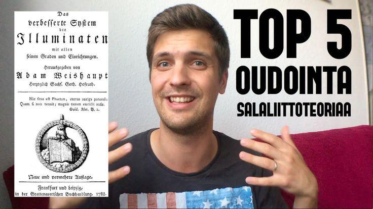 TOP 5 OUDOIMMAT SALALIITTOTEORIAT