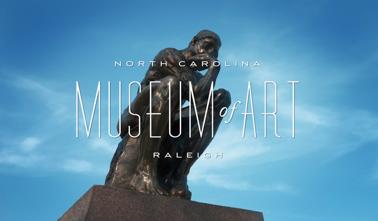 Project 543 | View art in a museum that is itself a masterpiece #NC543