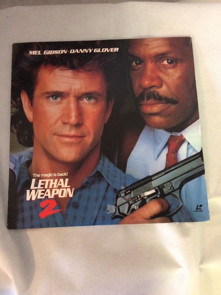 Lethal Weapon 2 (Laserdisc, 1991, Widescreen) Mel Gibson, Danny Glover 85391187660 | eBay