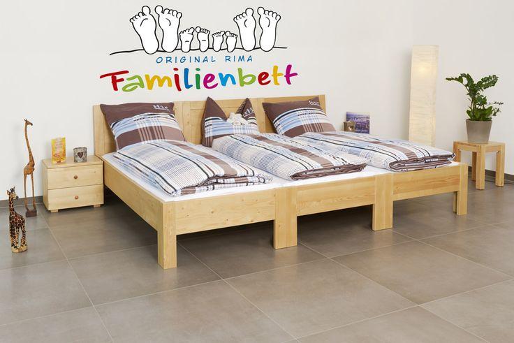 das Original-RIMA-Familienbett