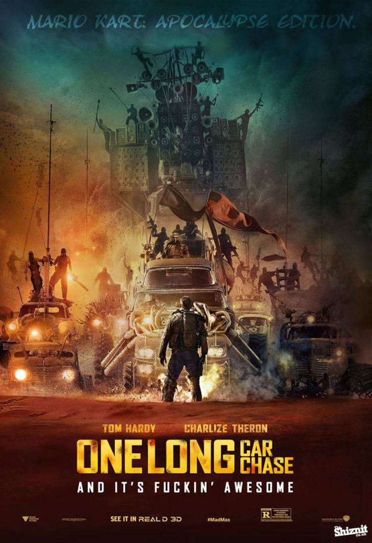 Honest Movie Posters of the Oscars 2016 Nominees – Fubiz Media