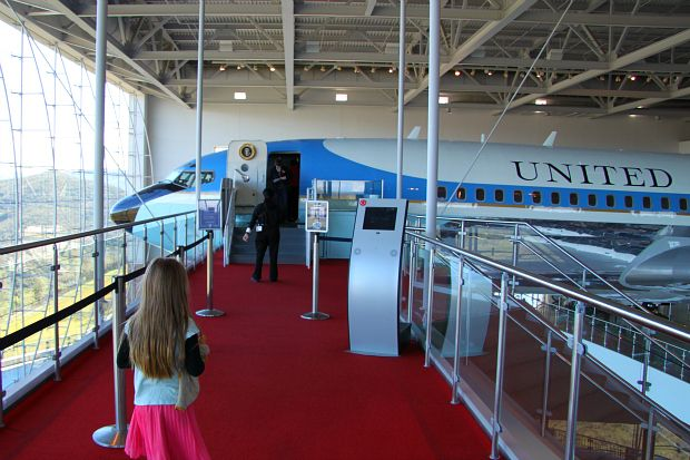 Visit The Ronald Reagan Presidential Library And Museum With Kids